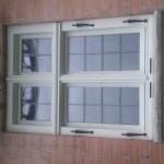 Aken vitraaziga, restaureeritud Tellija: CWW ehitus