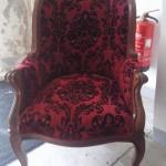 Restaureeritud tool.