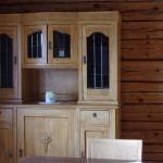 Restaureeritud puhvetkapp 1, koostöös Erle Kauriga
