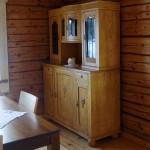 Restaureeritud puhvetkapp-2, koostöös Erle Kauriga
